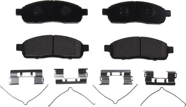 Autopart International 1424-653330 Disc Brake Pad Set