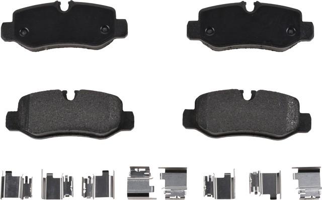 Autopart International 1424-670360 Disc Brake Pad Set