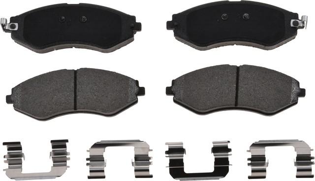 Autopart International 1424-670371 Disc Brake Pad Set