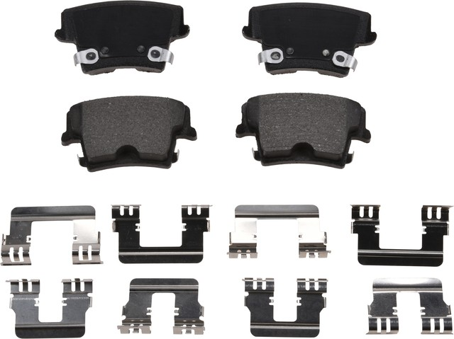 Autopart International 1424-670372 Disc Brake Pad Set