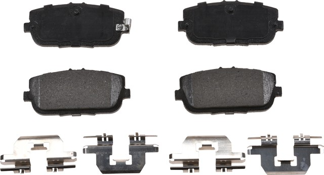 Autopart International 1424-670374 Disc Brake Pad Set