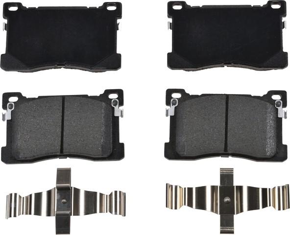 Autopart International 1424-670377 Disc Brake Pad Set