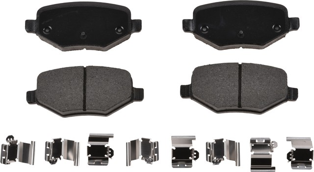Autopart International 1424-670380 Disc Brake Pad Set