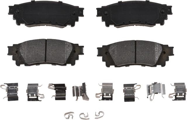 Autopart International 1424-670386 Disc Brake Pad Set