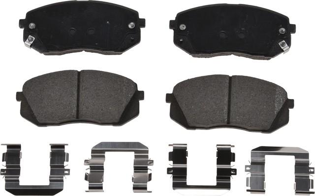 Autopart International 1424-670390 Disc Brake Pad Set