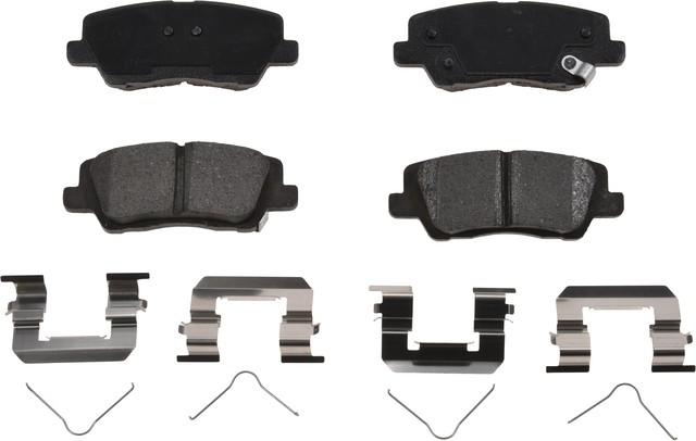 Autopart International 1424-670393 Disc Brake Pad Set