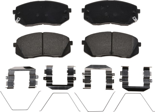 Autopart International 1424-670395 Disc Brake Pad Set