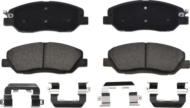 Autopart International 1424-670405 Disc Brake Pad Set