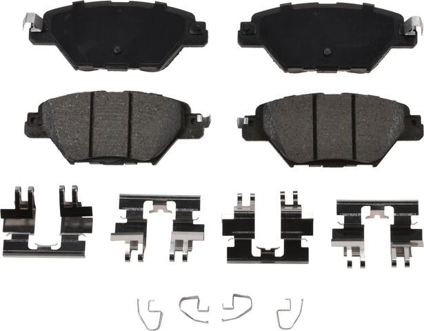 Autopart International 1424-670408 Disc Brake Pad Set