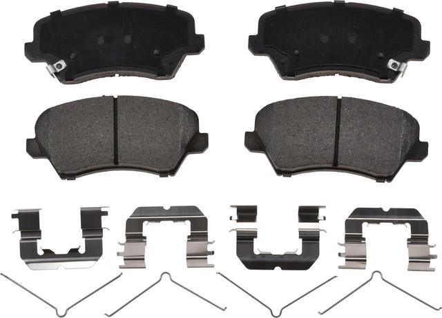 Autopart International 1424-670410 Disc Brake Pad Set