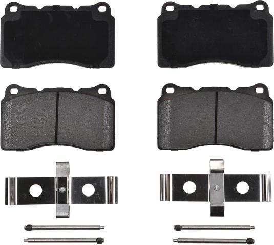Autopart International 1424-683718 Disc Brake Pad Set
