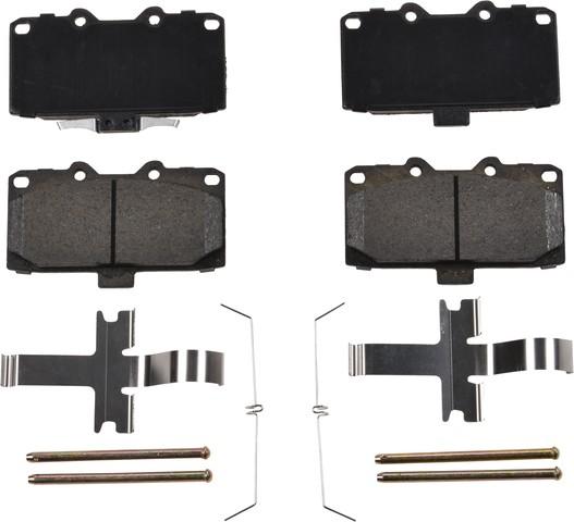 Autopart International 1424-683730 Disc Brake Pad Set