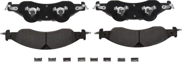 Autopart International 1424-683736 Disc Brake Pad Set