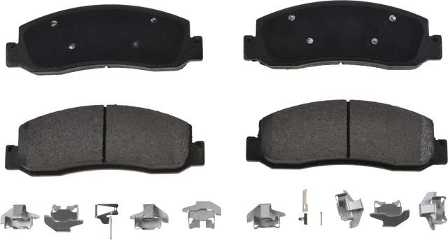 Autopart International 1424-683744 Disc Brake Pad Set