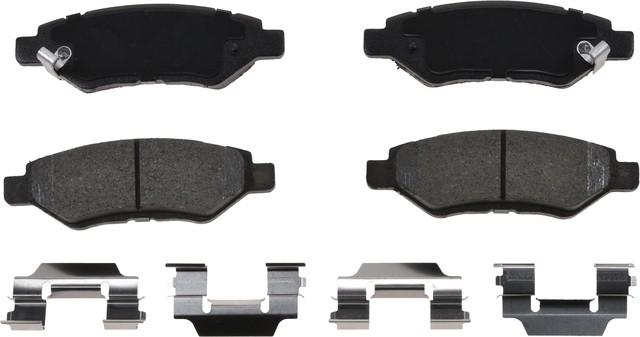 Autopart International 1424-683745 Disc Brake Pad Set