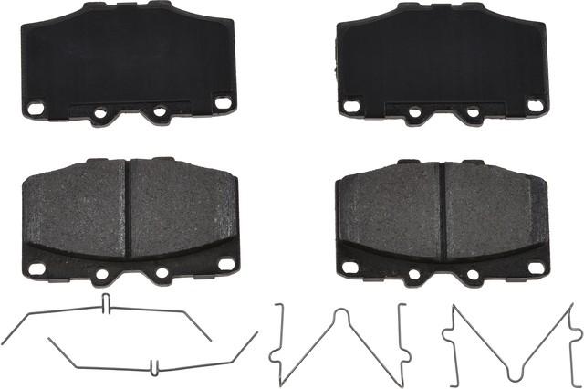Autopart International 1424-683751 Disc Brake Pad Set