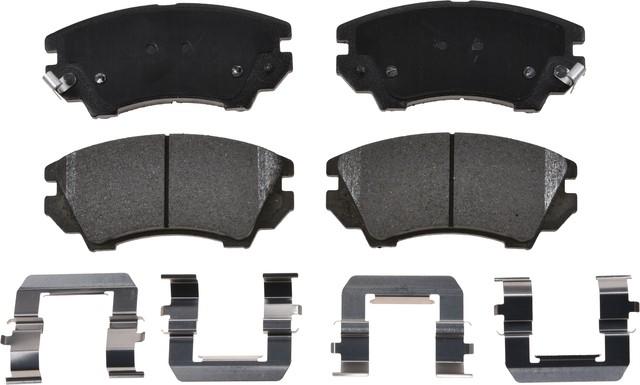Autopart International 1424-683756 Disc Brake Pad Set