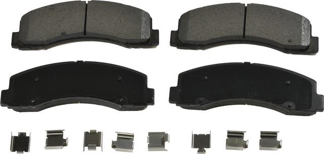 Autopart International 1424-683758 Disc Brake Pad Set