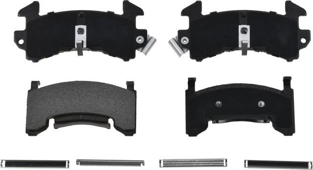 Autopart International 1424-683764 Disc Brake Pad Set