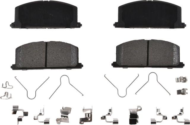 Autopart International 1424-683774 Disc Brake Pad Set
