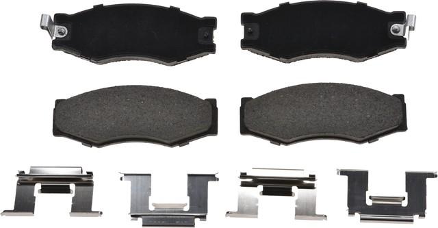 Autopart International 1424-683778 Disc Brake Pad Set