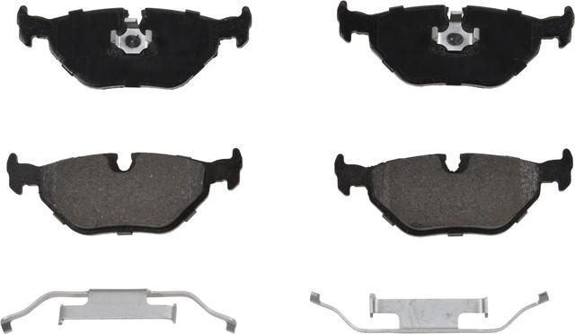 Autopart International 1424-683791 Disc Brake Pad Set