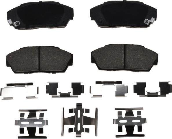 Autopart International 1424-683793 Disc Brake Pad Set