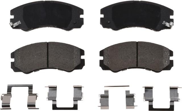Autopart International 1424-683816 Disc Brake Pad Set