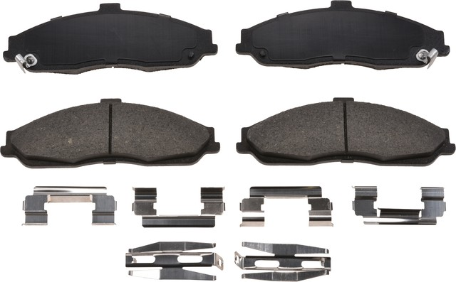 Autopart International 1424-683844 Disc Brake Pad Set
