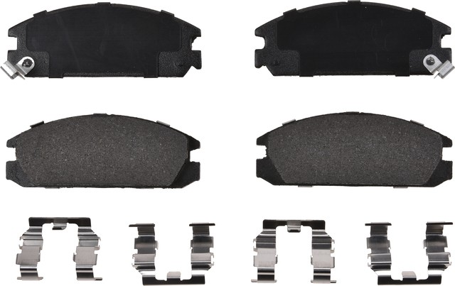 Autopart International 1424-683901 Disc Brake Pad Set