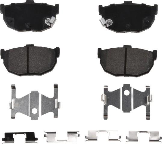 Autopart International 1424-683915 Disc Brake Pad Set