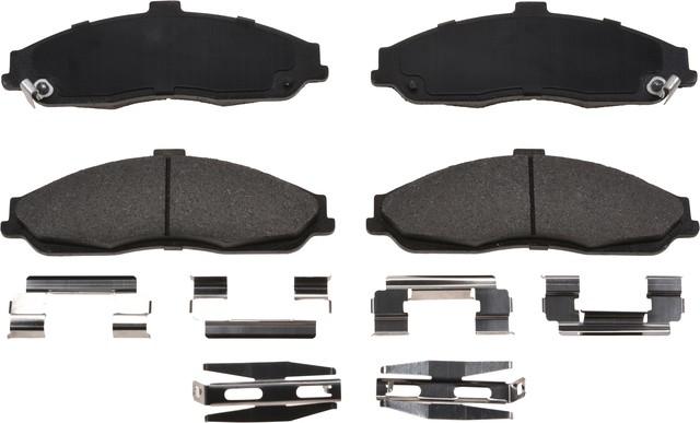 Autopart International 1424-683941 Disc Brake Pad Set