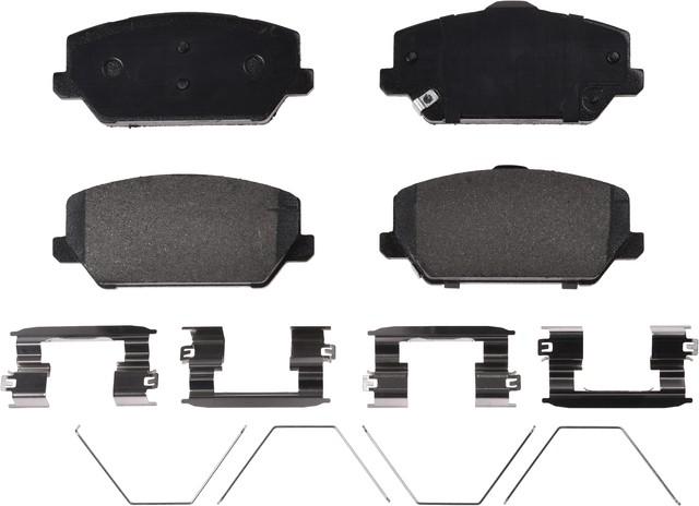 Autopart International 1424-698597 Disc Brake Pad Set