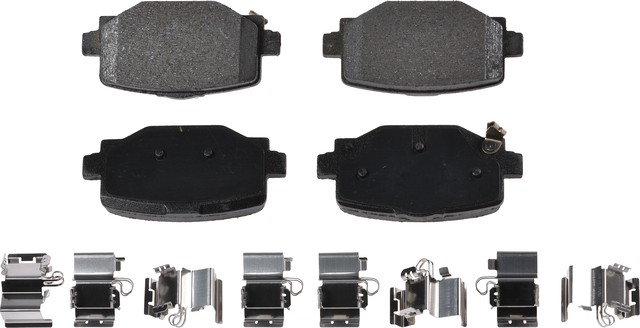 Autopart International 1424-698603 Disc Brake Pad Set