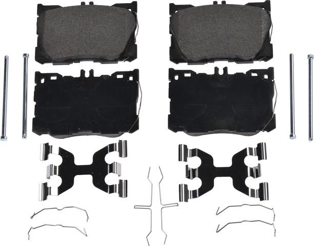 Autopart International 1424-698897 Disc Brake Pad Set