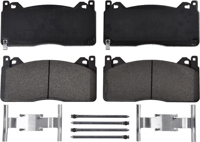Autopart International 1424-698902 Disc Brake Pad Set