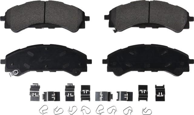 Autopart International 1424-698984 Disc Brake Pad Set