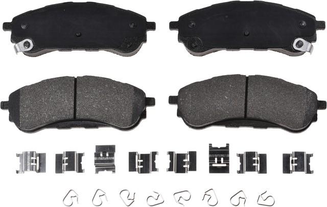 Autopart International 1424-698987 Disc Brake Pad Set