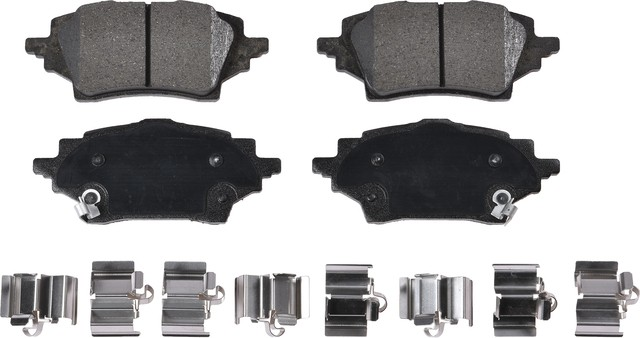 Autopart International 1424-698996 Disc Brake Pad Set