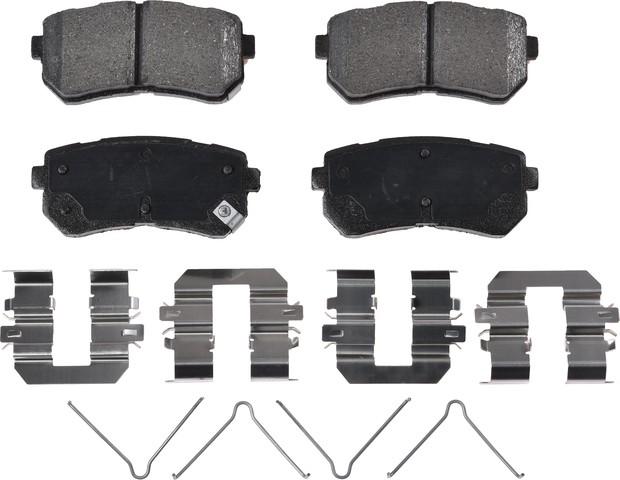 Autopart International 1424-699012 Disc Brake Pad Set