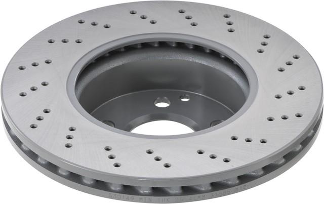 Autopart International 1427-530149 Disc Brake Rotor