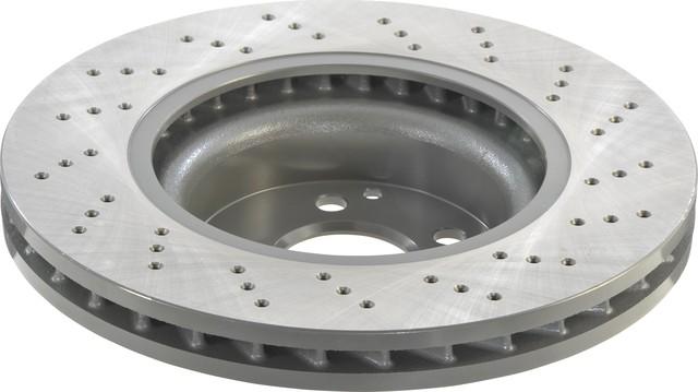 Autopart International 1427-530167 Disc Brake Rotor
