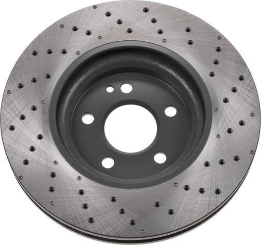 Autopart International 1427-613634 Disc Brake Rotor