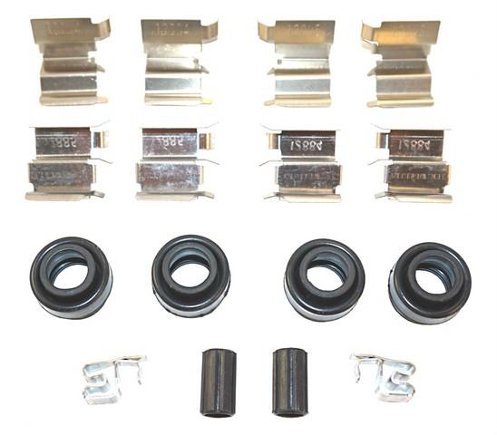 Better Brake Parts 13380K Disc Brake Hardware Kit