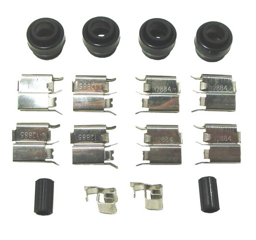 Better Brake Parts 13458K Disc Brake Hardware Kit