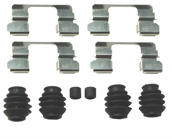 Better Brake Parts 13595K Disc Brake Hardware Kit