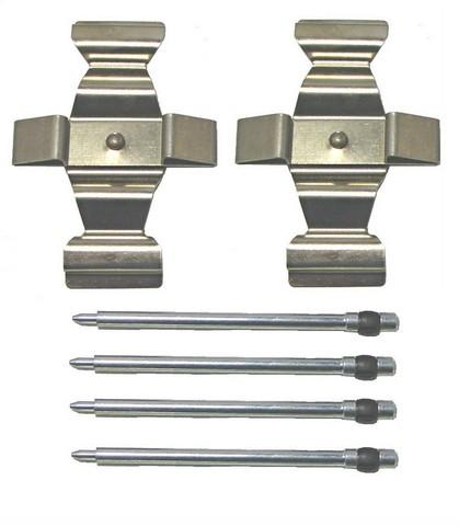 Better Brake Parts 13619K Disc Brake Hardware Kit