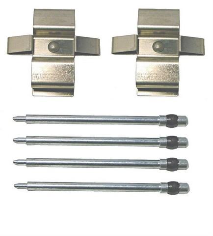 Better Brake Parts 13637K Disc Brake Hardware Kit