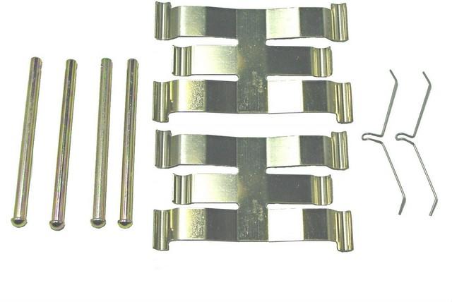 Better Brake Parts 13675K Disc Brake Hardware Kit