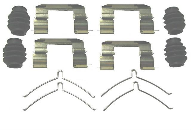 Better Brake Parts 13728K Disc Brake Hardware Kit